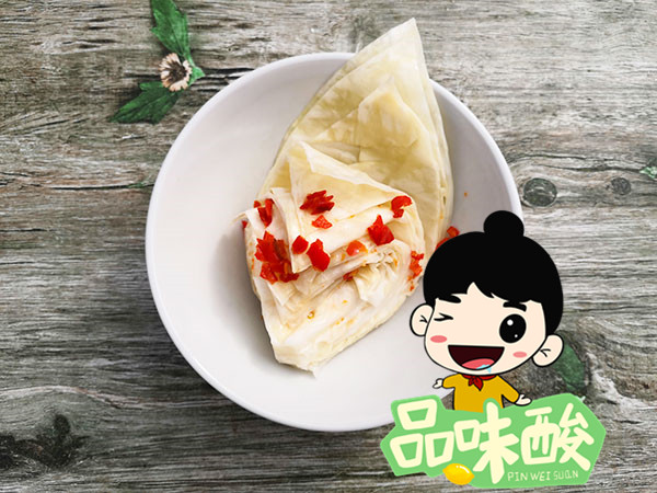 酸辣包菜做法-酸辣包菜最正宗的做法