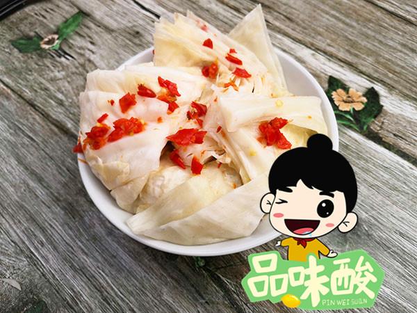 生腌泡包菜-酸辣包菜怎么做着吃啊包菜?
